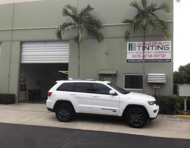 Protect yourself and your car with World of Auto Tinting